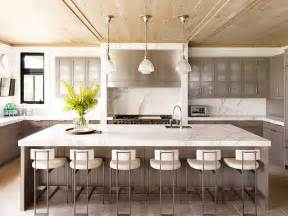 8 stunning carrara marble kitchens to inspire you mydomaine