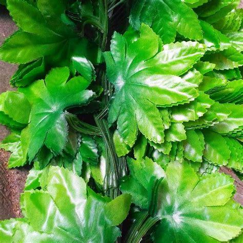 jual promo daun lima jari rambat artificial tanaman