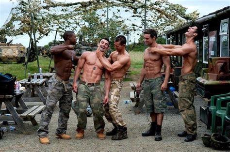 Sweter Boy Army Ab and their abs boys boys boys