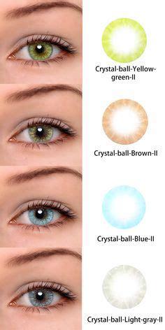 polar lights yellow green contacts ttdeye com the online shop contact colored lenses polar