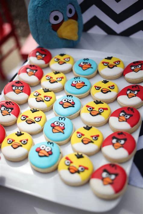 Kara s party ideas angry birds themed birthday party