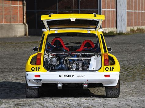 renault 5 turbo group b aukce 1982 renault 5 turbo group b rally life