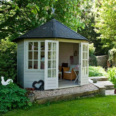 Garden House Ideas Summerhouse Style Garden Ideas Ideas For Home Garden Bedroom Kitchen Homeideasmag