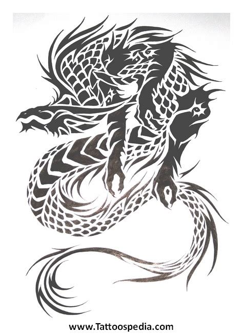 dragon tattoo designs 5