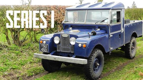 land rover series 1 land rover series 1 107 quot quot bluegrass quot trundling about