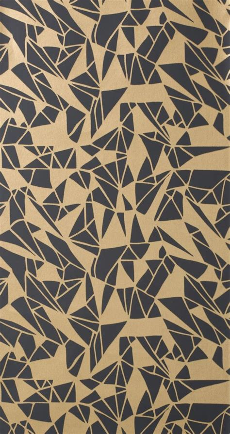 gold geometric pattern wallpaper wallpapers patterns and gold wallpaper on pinterest