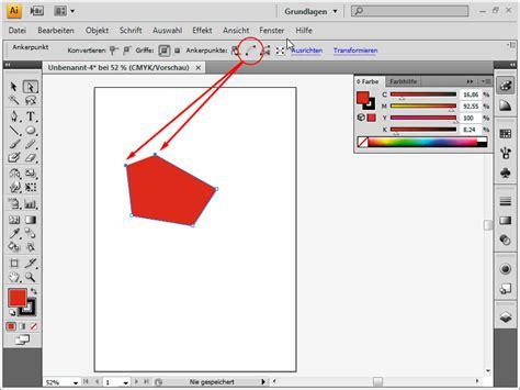 zwei reihenhäuser verbinden illustrator zeichenstift werkzeug illustrator grundlagen
