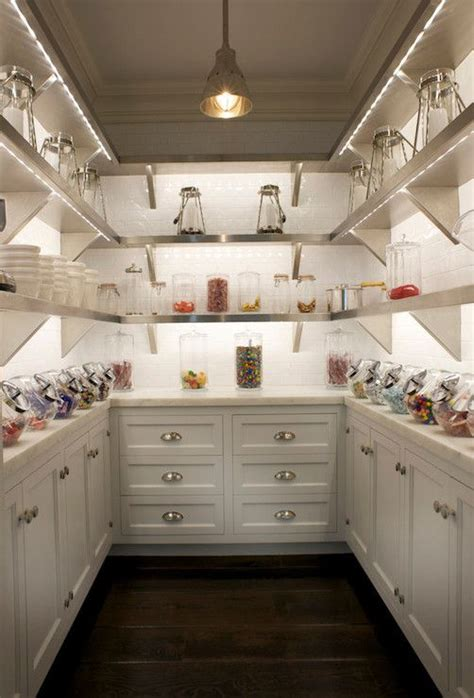 17 best ideas about walk in pantry on