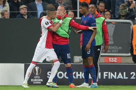 Mdt Europa League Stockholm 2017 Ajax Vs Manchester United 1 rashford must become a 20 goal a season striker and