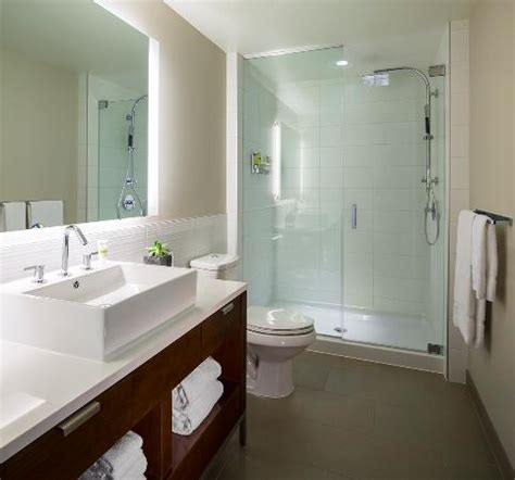 westin hotel bathrooms element by westin guest bathroom picture of element