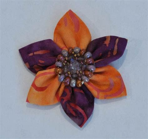kanzashi flower template 100 best images about kanzashi flowers on