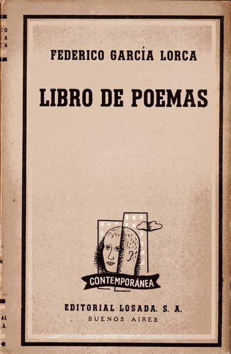 libro de poemas federico garc 237 a lorca 100 00 en mercado libre