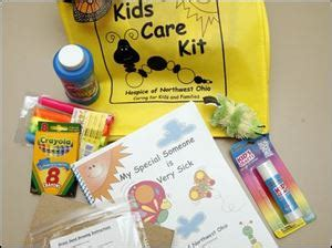 hospice comfort pack hospice kids care kit eases children s grief at loss of