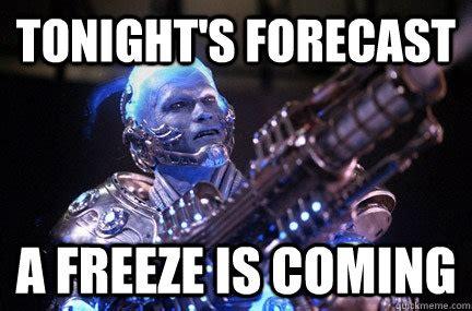 Mr Freeze Meme - colossus hawkman vs cyborg mr freeze battles