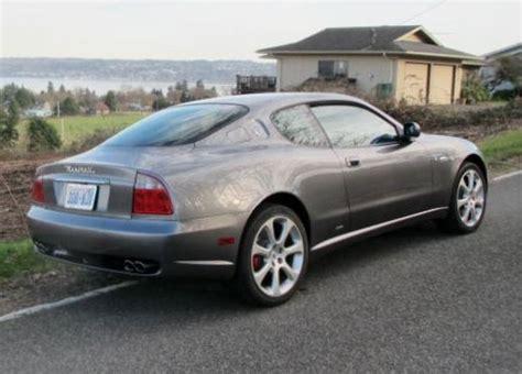 Image Gallery Maserati Cambiocorsa
