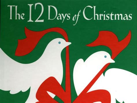 libro christmas days 12 stories cost of 12 days of christmas tops 107 000