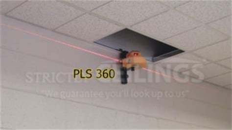 Laser Level For Drop Ceiling by Choosing The Right Laser Drop Ceilings Installation How To
