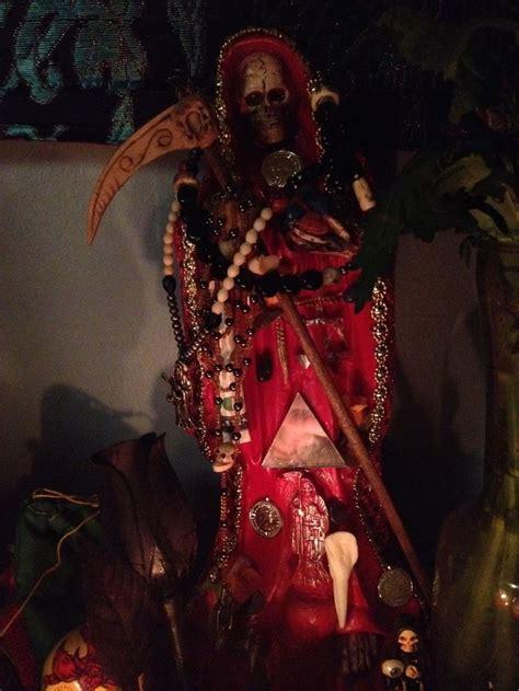 Santa Muerte Of 17 best images about la flaka on santa muerte