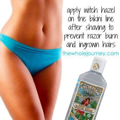 witch hazel ingrown hairs 25 best ideas about razor burn remedies on pinterest