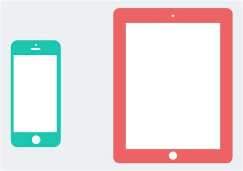 handy flat design iphone ipad ui templates