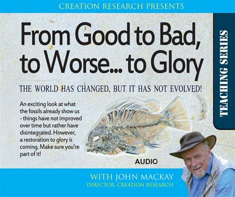 download mp3 from glory to glory from good to bad to worse to glory mp3 creation research