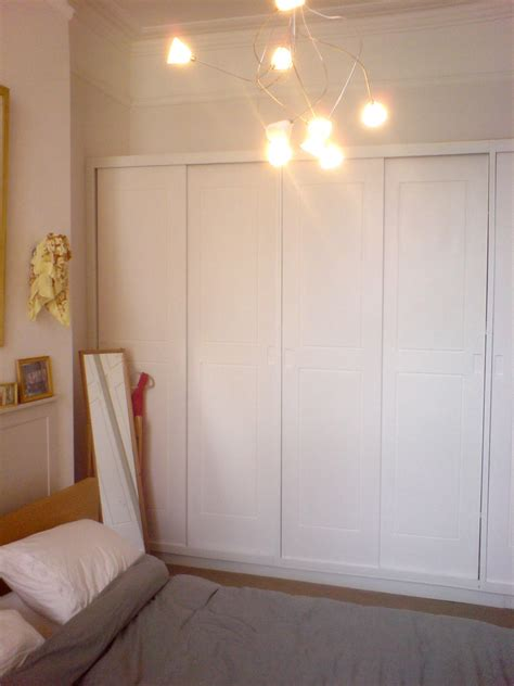 Painting Mdf Wardrobes by Wardrobes With Sliding Doors 187 Richard Sothcott Brighton Carpentry