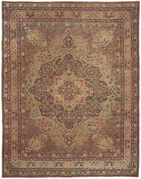claremont rugs 19th century laver kirman room size carpet