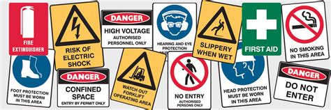office too hot health safety why we love compliant safety signage and you should too