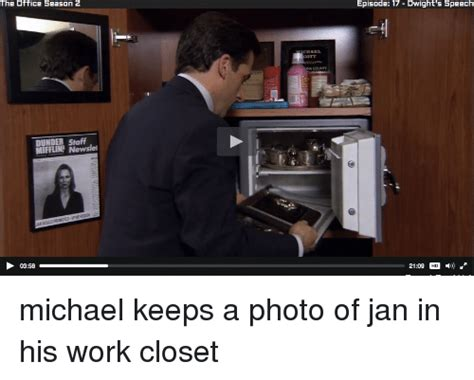 The Office Season 2 Episode 17 by The Office Season 2 Dunder Staff Newslel 0358 Chael