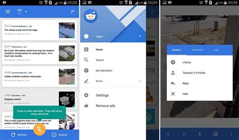 google design reddit top 20 material design apps and websites 2015