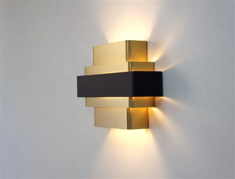 gold wall lights gold wall ls to create a sophisticated decoration
