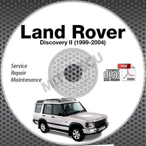 free service manuals online 1999 land rover discovery series ii engine control 1999 land rover discovery series ii repair manual free