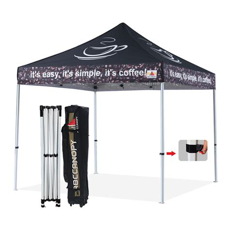 Canopy Work Custom 10x10 Gazebo Work Shelter Trade Stand Pop Up Tent