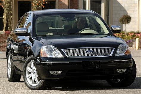 Ford Five Hundred by 2005 Ford Five Hundred Overview Cars