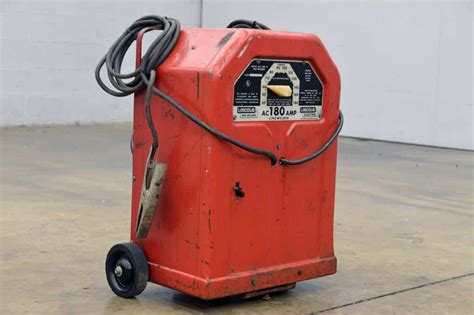lincoln arc welder lincoln electric 180 arc welder boggs equipment