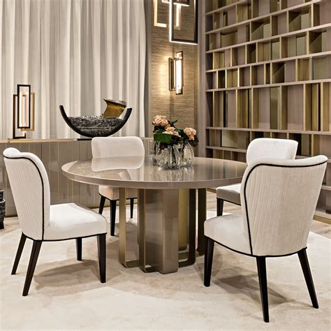 Luxury Dining Tables Luxury Italian Designer Dining Table And Chairs Set Juliettes Interiors