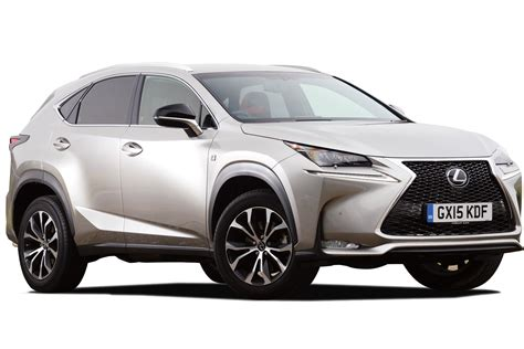 lexus suv lexus nx suv review carbuyer