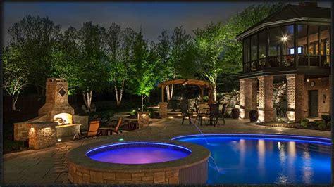 design house outdoor lighting landscape lighting pool all about house design secret of wonderful landscape