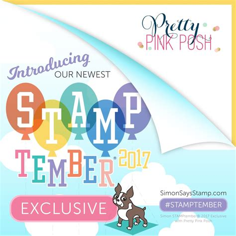 Posh Thinks Pink by Damask Greetings Pretty Pink Posh Sttember 174 Exclusive