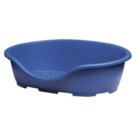 perla bed perla oval dog bed blue 27 quot
