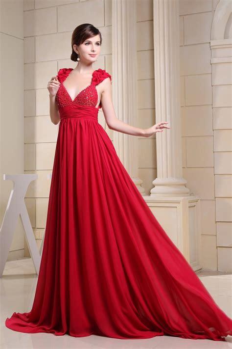 Rotes Hochzeitskleid by Wedding Dresses Ideal Weddings