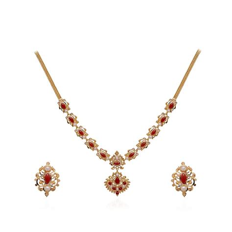 gold necklace designs catalogue coral necklace