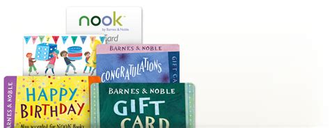 Nook Gift Card - can i use my barnes and noble gift card to buy nook books