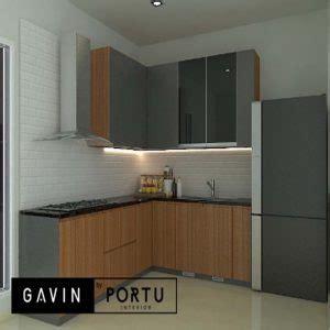 testimoni kitchen set minimalis  tone  gading serpong