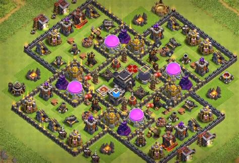 th9 layout update top 12 best th9 farming base 2018 new anti everything