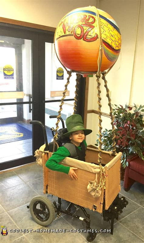 awesome homemade child wheelchair costume  halloween
