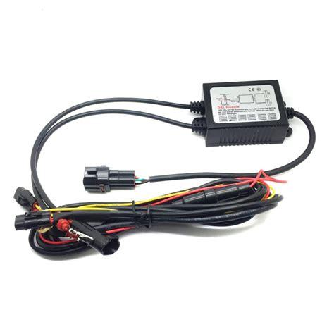 best led daytime running lights kit led daytime running lights volkswagen golf v gti and