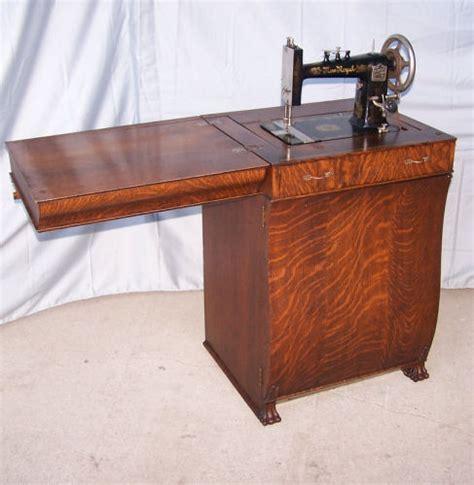 antique sewing machine cabinets bargain s antiques 187 archive antique oak sewing