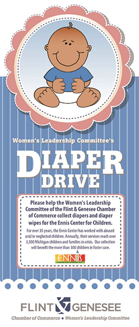 long drive diapers women s leadership committee closes year with diaper drive
