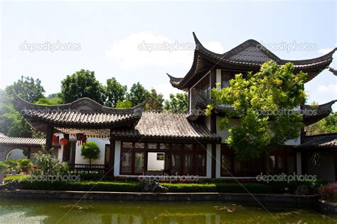 chinese house chinese house chinese house stock photo 169 kongkiat
